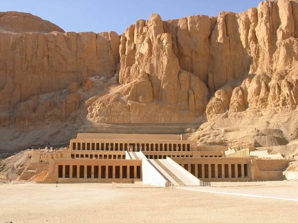 Inside Hatshepsut Tomb We talk about the inside,