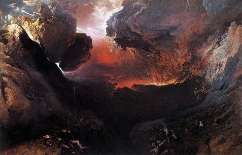 John Martin, 'The Great Day of His Wrath'
