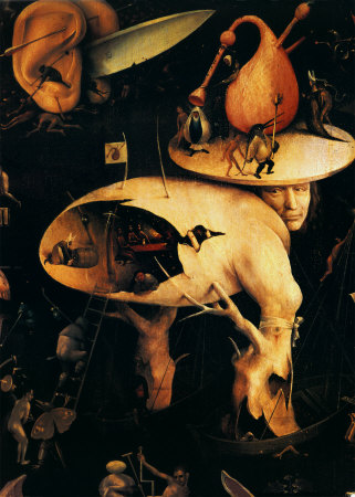 Hieronymus Bosch, 'The Garden of Earthly Delights'